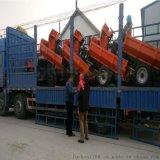 工地工程柴油自卸式三轮车 建筑拉灰三轮车