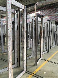 海南黑钛乙级不锈钢防火玻璃门,海南黑钛不锈钢防火玻璃门制作厂家