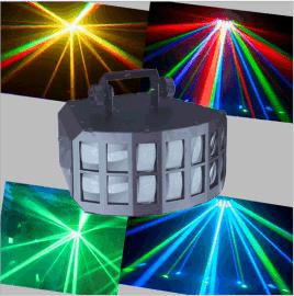 LED双层蝴蝶灯**吧娱乐场所舞台灯光