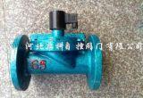 北京廠家 DF電磁閥 鑄鐵法蘭式水用閥門 價格批發優惠