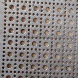 多孔板安平兴博定制加工各种规格冲孔金属圆孔板