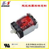 纺织机械电磁铁单保持式 BS-3020N-01