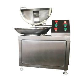 斩拌机|午餐肉罐头斩拌机|不锈钢变频电加热