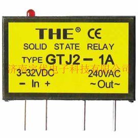 THE无锡天豪GTJ2-1A 小型交流固态继电器