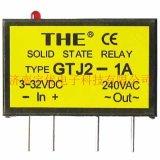 THE無錫天豪GTJ2-1A 小型交流固態繼電器