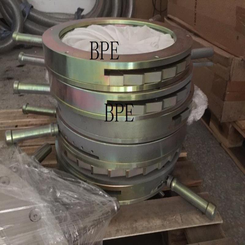 光圈隔膜阀,不锈钢平缓气体调节