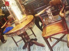 成都明清家具厂家,中式古典家具定制加工