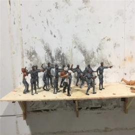 博物館場景展會觀摩微縮景觀模型