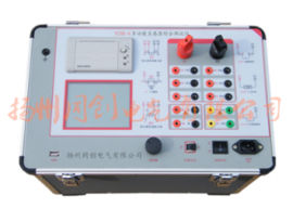 多功能互感器综合测试仪,CT/PT特性分析仪