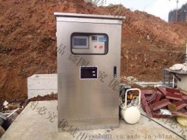 明渠式紫外线消毒系统 农村污水处理厂紫外线消毒模块