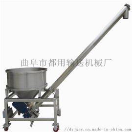 螺旋提升机图片供应 自制螺旋加料机QA1