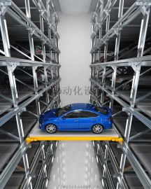伟创平面移动智能车库