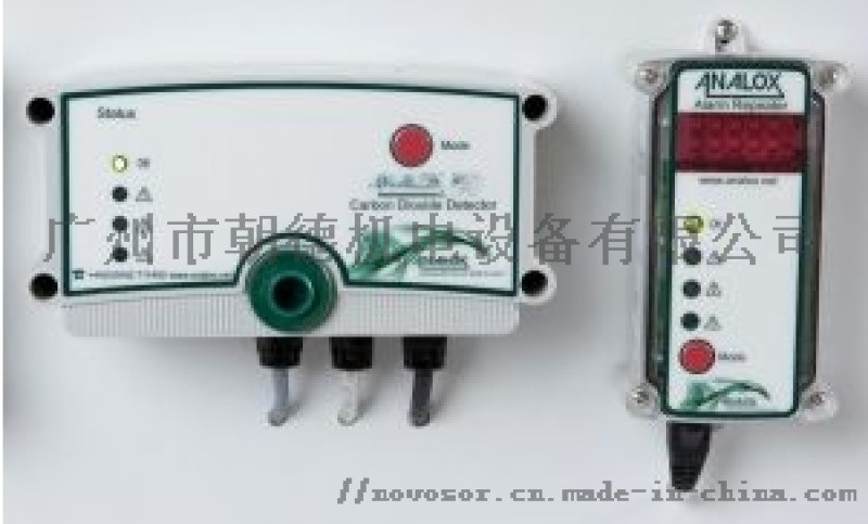 廣州朝德機電 ANALOX aspida二氧化碳攜帶型報 儀ACG+、AX60、O2EII PRO、ATA PRO