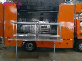 专业的越野炊事车资讯专业餐车厂家