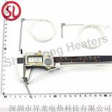 單頭燒烤爐加熱管微型電熱管乾燒型模具燒水棒380V