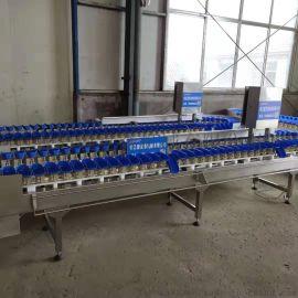 供应爱克森鸡翅重量分选机 鸡产品自动重量分级机