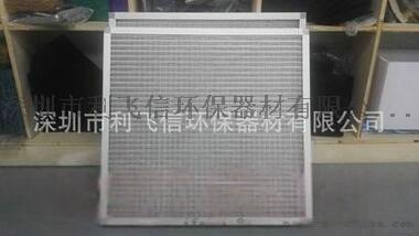 厂家直销可清洗全金属板式空调用空气过滤网