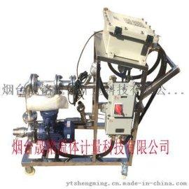 磷酸定量灌装机 液体化肥自动灌装大桶机