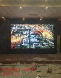 大P4LED电子屏 酒店 监控室内LED全彩屏P4 LED彩屏价格