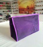 紫色化妆包 新款时尚化妆包 化妆刷包 外贸热销厂家直销