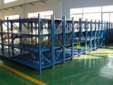 高明区轻型仓库货架-轻型仓储置物式货架-冷轧钢货架