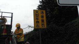 大朗标志牌公司 长安道路指示牌 东莞路牌工厂。