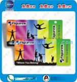 加工定制 大型商场品牌子母卡 连锁超市PVC子母卡