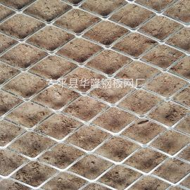 安平华隆钢板网厂304不锈钢钢板网现货规格