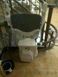 定制残疾人升降机斜挂座椅式家庭别墅楼道刷卡小型家用电梯