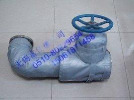 可拆卸式管道保温套(保温被,绝热套,柔性保温衣)(异型保温)
