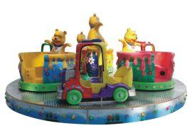 大型游乐设备 儿童游乐设备 欢乐熊转杯价格多少钱