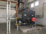 新產品超低氮冷凝蒸汽鍋爐系列
