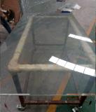 欧毅建材雾化玻璃深加工之重叠玻璃