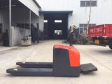 泰興叉車廠家直銷 2/3噸全電動托盤搬運車 外寬550/685mm