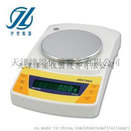 津梁厂家供应直销大量程高精密JA/MP系列精密电子天平