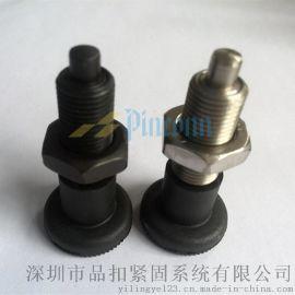 分度销 旋钮柱塞 弹簧锁销 GN613/2212系列分度销 可非标定制
