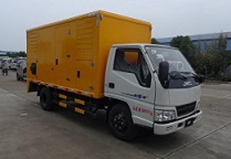 CLW5060XDYJ5移动应急电源车