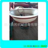 大容量單桶塑料桶1000公斤撒肥機 肥料撒播器