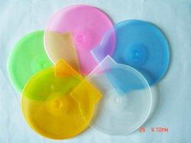彩色半圆CD盒(YP-E601)