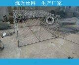 陕西河滩加固铁丝网 挡土护坡格宾石笼网生产商