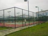球場圍網噴塑圍網體育場籃球場圍網圍欄綠色護欄網