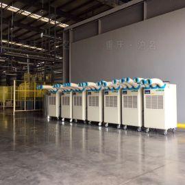 零配件生产线专用移动冷气机SAC-65 中日合资2P工业空调