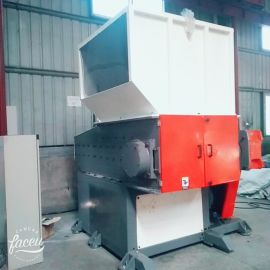 高效节能造粒机头块料撕碎机