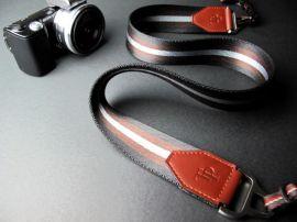 真皮相机背带 - 8