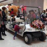 上海南通旅游电动观光车出租,四轮电瓶车看房车租赁