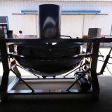 恒久不锈钢可倾电加热夹层锅