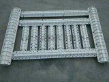 仿竹护栏模具,PO材质,生产水泥护栏