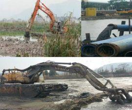 适配各类挖掘机抽泥泵_抽沙泵_厂家直销挖机抽渣泵