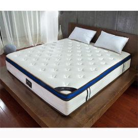 天然乳胶床垫席梦思 五星级酒店床垫加厚偏软乳胶床垫