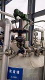 自立式蒸汽調節閥 自立式調節閥帶指揮器